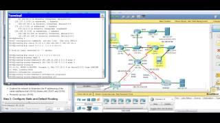 Repeat youtube video EROUTING OSPF  Practica de cisco CCNA 2