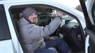 Элитные автомобили 2015 Тест драйв Toyota Land Cruiser Prado 150