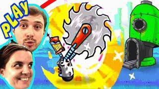 - БолтушкА и ПРоХоДиМеЦ Развивают ОТРЯДЫ и Пробуют Новых ГЕРОЕВ 241 Игра для Детей Tower Conquest