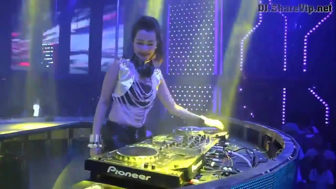 Nhạc Sàn Cực Mạnh 2015 ▶ Mới Nhất Remix Chơi DJ Ở Bar DJ Trang Moon