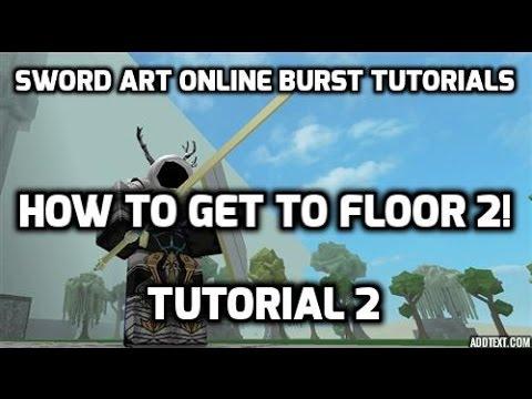Full download roblox sword art online burst floor 4 boss for Floor 2 boss swordburst 2