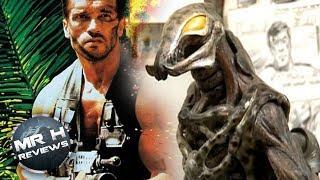 Top 10 Facts - Predator 1987