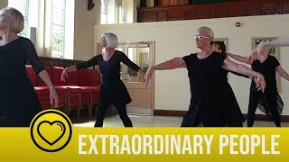 'Oldest' ballet dancers have some serious moves | Extraordinary People