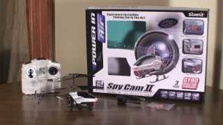 Silverlit Spy Cam II - Review and Flight