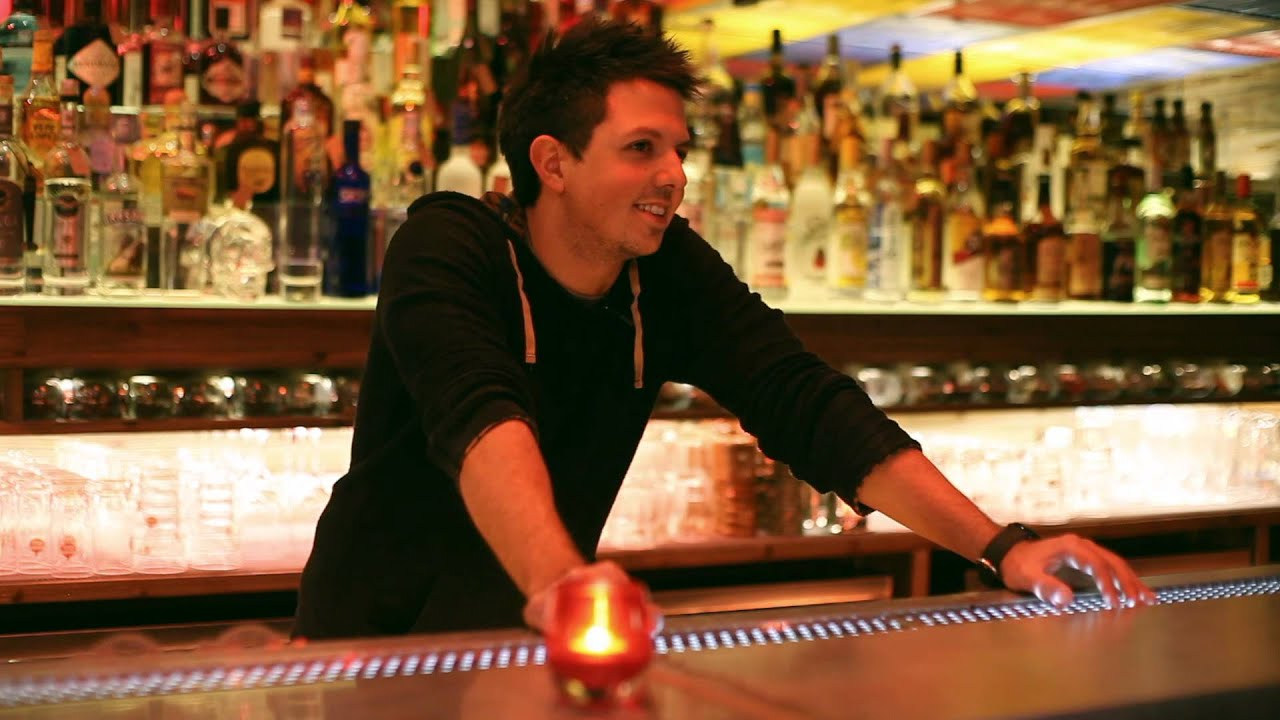 INTERVIEW: NICOLAS SANZ, BAR MANAGER OF REVOLUCION COCKTAIL   GUANGZHOU    YouTube  Bar Manager