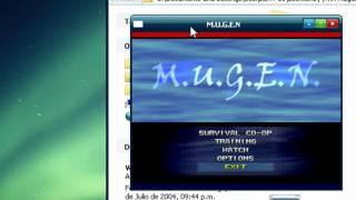 Mugen - Como cambiar los Big & Small portraits a un char
