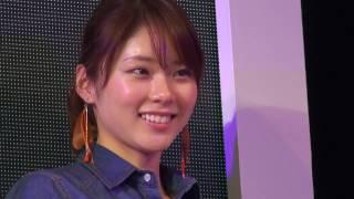 久本舞さんのステージでの動画。スチルで、目線がなかなか来ないので、...