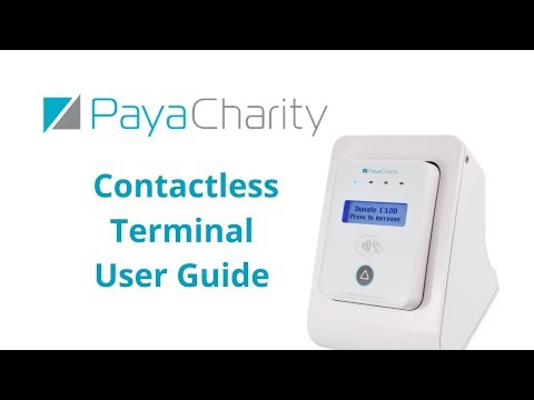 Contactless Terminal Guide