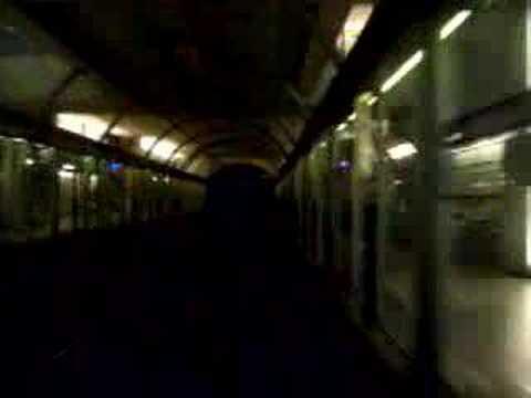 paris metro line 14 cour saint emilion station youtube. Black Bedroom Furniture Sets. Home Design Ideas