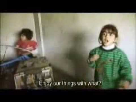 Palestinian Child describes what life is like in Palestine