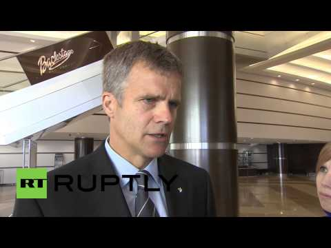 Russia: Statoil CEO Lund says Rosneft deals not at risk
