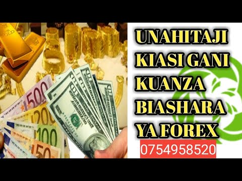 How much to trade on forex