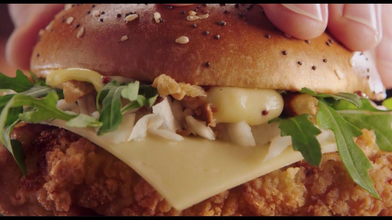 McDonald's: Homestyle Crispy Chicken Honey Mustard