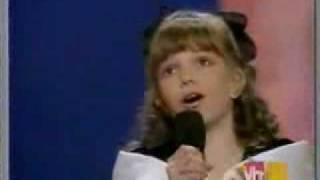 young britney spears singing