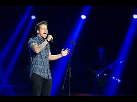 Fernando Daniel - When Were Young Lyric (The Voice)