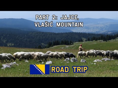From Jajce to the mountains of Bosnia and Herzegovina 🇧🇦 4x4 Road Trip