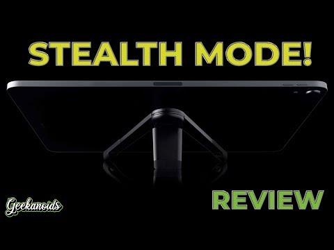 Twelve South Compass Pro Matte Black for iPad Review