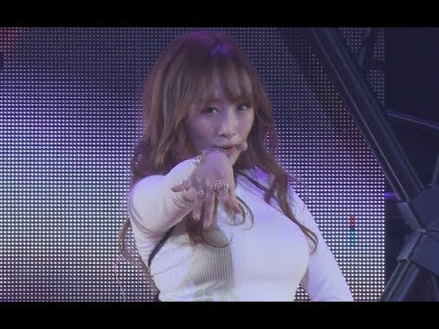 """Nicole jung """"don't stop""""SONY PXW-X180"""
