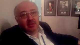 Аркадий Иванов: нет обратного груза!(о рос-иранской логистике)(Российско-иранская бизнес-конференция