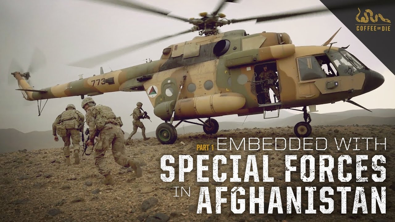 Embedded with Special Forces in Afghanistan