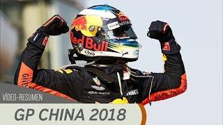 Resumen del GP de China - F1 2018