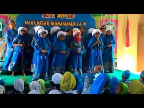 Hymne TPQ  - TPA Penampilan Santriwan santriwati TPQ AL-HADI Lajo Lor Singgahan Tuban
