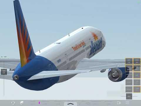 Allegiant Air flight From KLAX TO KSAN Crazy landing!!