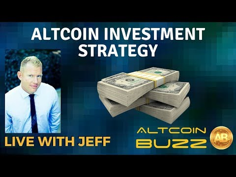 Buying Crypto at Alltime Highs and Altcoin Investment Strategy