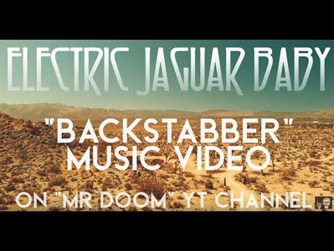 Electric Jaguar Baby - Backstabber (Official Music Video)