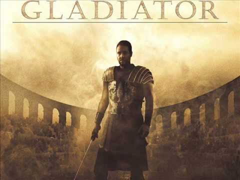 "Gladiator Soundtrack ""The Battle"""