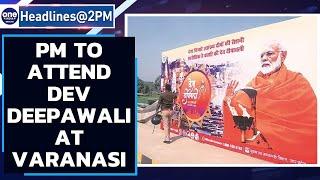 PM Modi to mark Dev Deepawali in Varanasi | Kashi decked up | Oneindia News