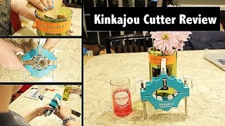 Kinkajou Bottle Cutter - Tutorial and Review Video