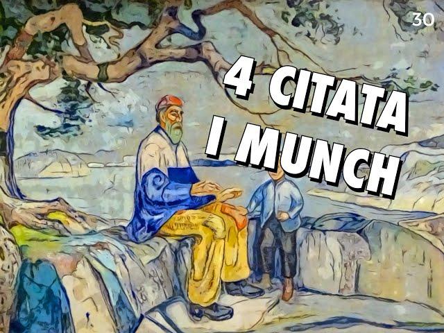 4 citata o povijesti i Edvard Munch