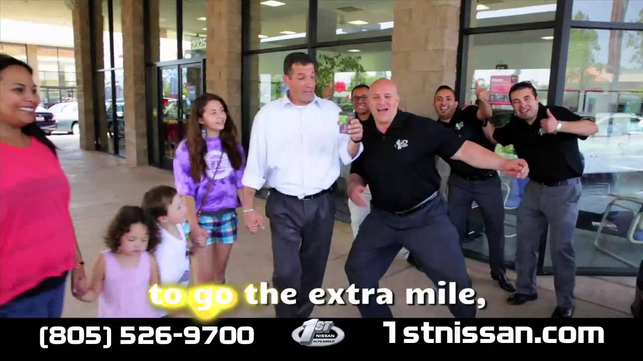 Nissan Simi Valley >> First Nissan Simi Valley Commercial 2013