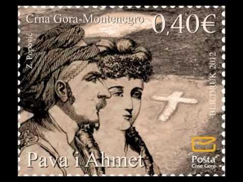 Legenda o Pavi i Ahmetu