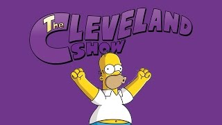 The Simpsons References in The Cleveland Show Pt 2