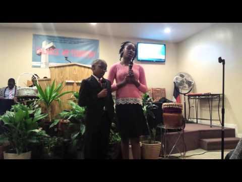 Radio Tv Xfm. Eglise de Dieu de Paterson NJ