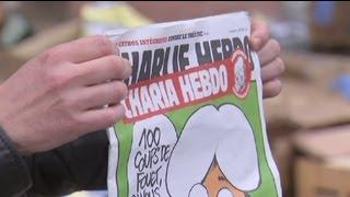 Charlie Hebdo nothing sacred