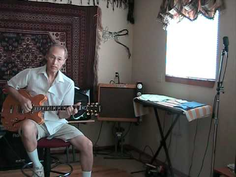 His Name Is Wonderful Guitar Chord Solo Melody Jim Wright Youtube