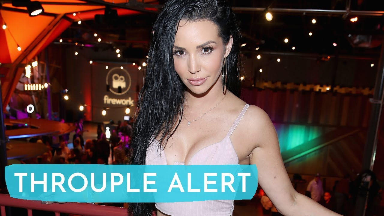 Scheana Shay was in a throuple with John Mayer and Stacie Adams