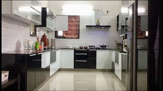 Kitchen Tour/Tips and ideas for kitchen organising,designing and maintaining part 1