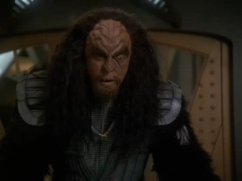 Martok about marriage