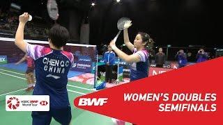 SF | WD | POLII/RAHAYU (INA) [5] vs. CHEN/JIA (CHN) [3] | BWF 2019