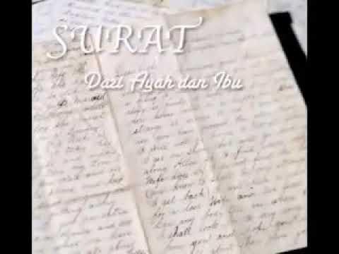 Surat Cinta Pada Orang Tua