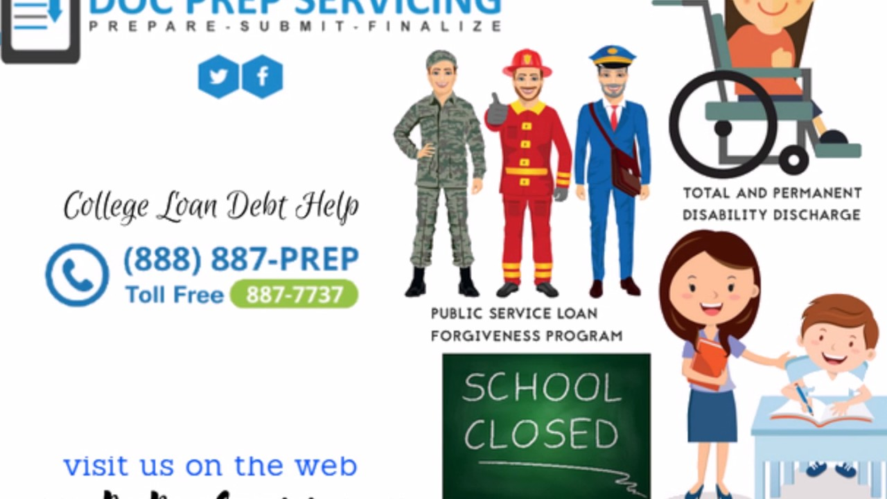 Doc Prep Servicing Helps With Student Loan Debt Docprepservicingcom