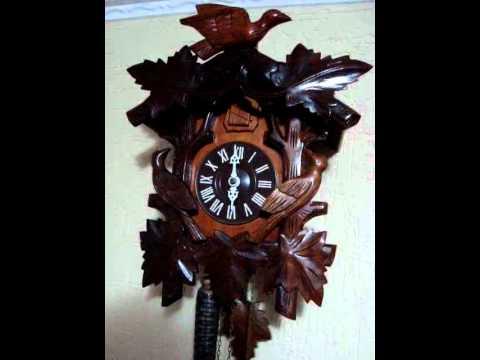 c4818f21767 Relógio Cuco 202 H - YouTube