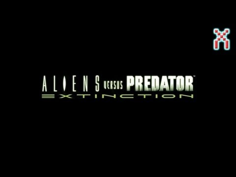 Aliens Versus Predator: Extinction: Official Video Game Trailer (PS2, Xbox & 360 Compatible)