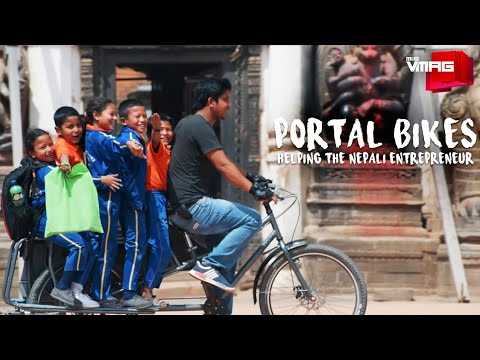Portal Bikes: The Nepalese bike, made for Nepal!