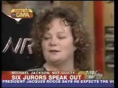 Michael Jackson inocente