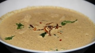 Delicious Soup: Creamy And Spicy Mushroom Soup W/ English Subtitles